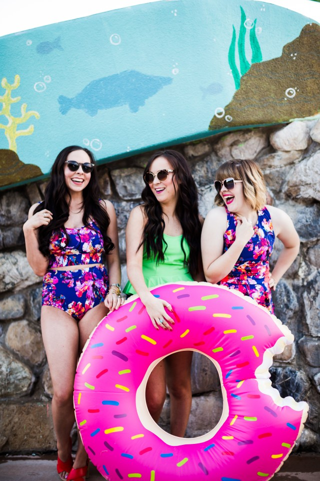 picking a swimsuit for your body type