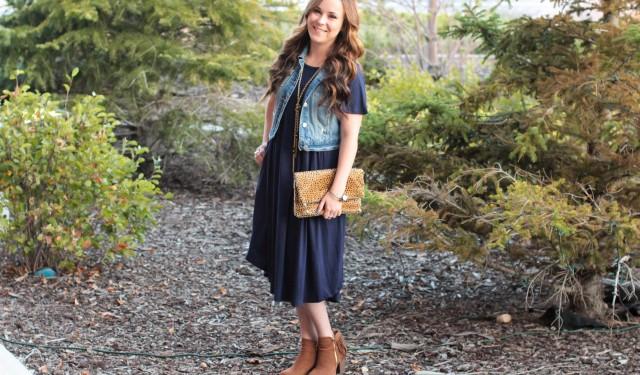 Transitioning your fall wardrobe