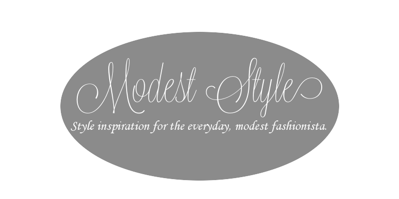 Modest Style | A Modest Fashion Blog